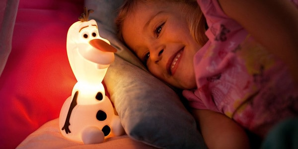 Philips Disney Frozen Olaf LED Nachtlicht