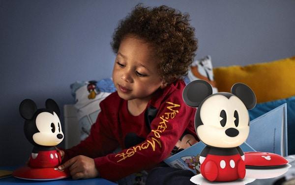Philips Disney Mickey Maus Nachtlicht