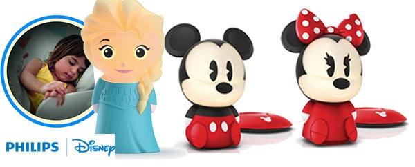 Philips Disney Nachtlichter