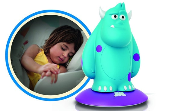 Philips Disney LED-Nachtlicht Sulley, Monster AG
