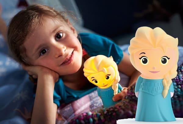 Philips Disney Elsa Nachtlicht