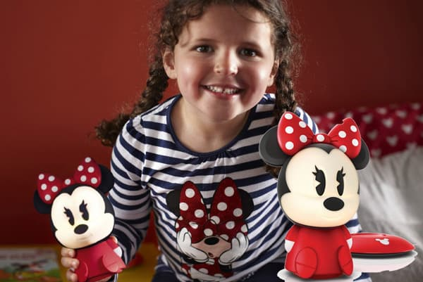 Philips Disney Minnie Nachtlicht
