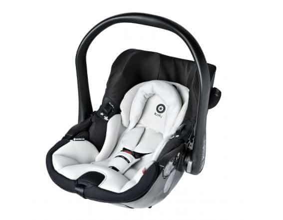 """""""Sehr gut"""" im neuen Kindersitze-Test: die Babyschale Kiddy Evo-Luna i-Size"""