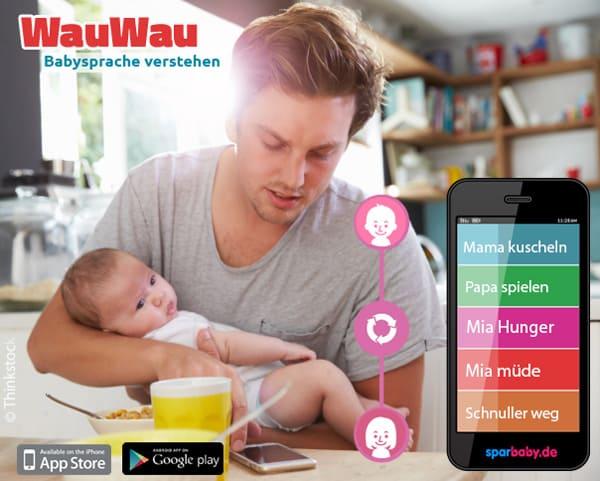 """Neue App """"WauWau"""" übersetzt Babysprache"""