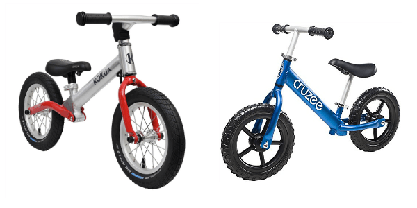 Laufräder von Kokua und Cruzee