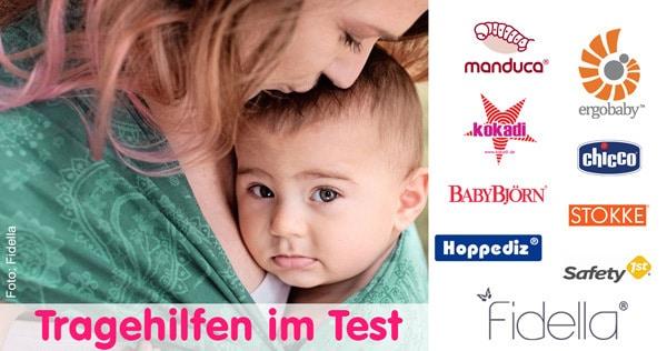 Babytragen im Test 2016