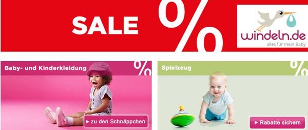 Windeln.de Gutschein: Alle aktuellen Angebote und Aktionen