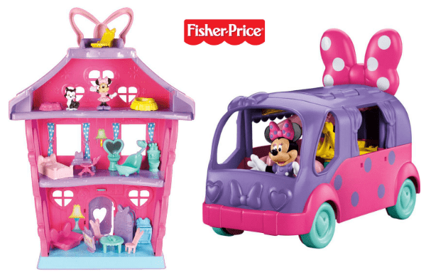 Minnie von Fisher Price