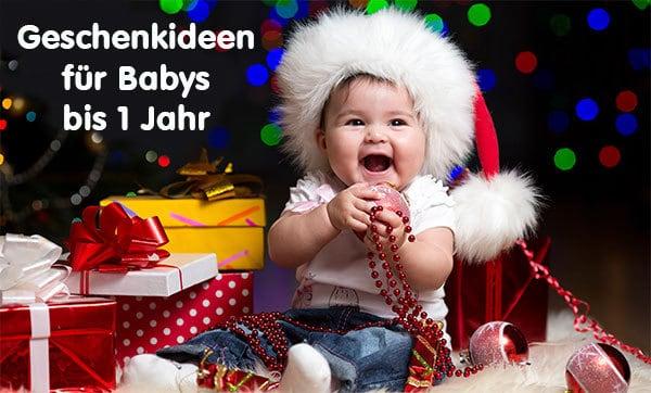 Geschenkideen für Babys bis 1 Jahr (Bild: Thinkstock)