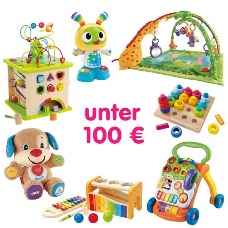 Geschenke für Babys unter 100€