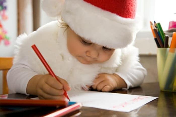 Post vom Weihnachtsmann - persönlicher Brief aus Himmelpfort