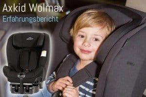 Axkid Wolmax Erfahrungen - im Praxis Test