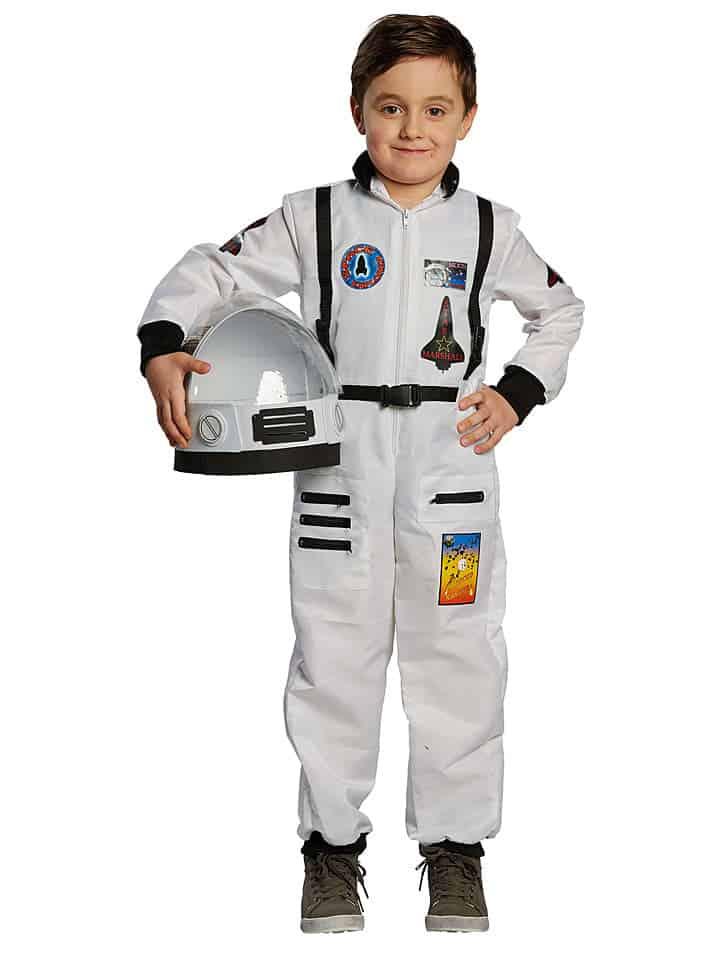 kostuem-astronaut-in-weiss-schwarz