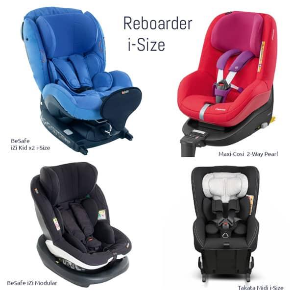 Reboarder - i-Size Modelle