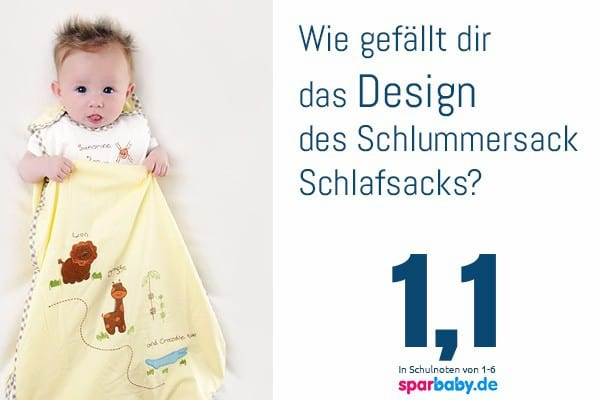 Schlummersack-Test-Design