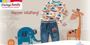 Ernsting's family: Neue coole Babysachen für kleine Jungs