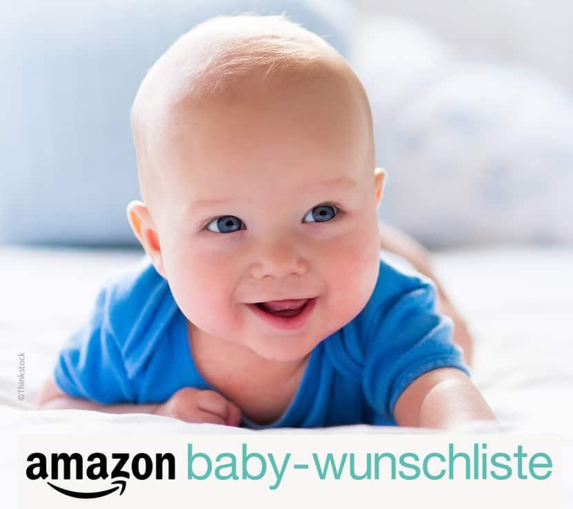 Amazon Baby-Wunschliste: Gewinne mit Sparbaby deine Babyausstattung im Wert von 1000€!