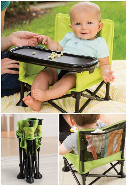 Campingstuhl Baby.Tipp Der Woche Praktischer Campingstuhl Für Minis Für