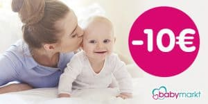 Babymarkt: Exklusiver 10€ Gutschein auf alles*