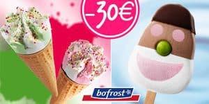 bofrost: 30€ Neukunden-Gutschein bei 40€ MBW