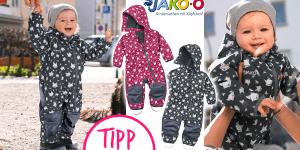 Tipp der Woche: Neue Softshellanzüge bei Jako-O