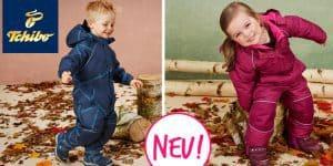 Tchibo: Die neuen Wintersachen und Schneeanzüge sind da!