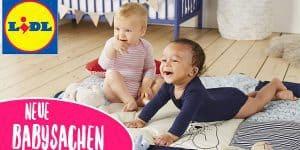 NEU bei LIDL: Viele süße Babysachen schon ab Gr. 50