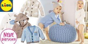 NEU bei Lidl: Viele süße Babysachen ab Gr. 50