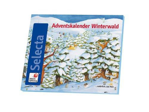 Selecta 5219 - Adventskalender Winterwald