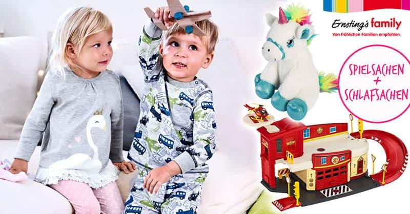 Ernstings's family: süße neue Baby- und Kindersachen und Geschenkideen