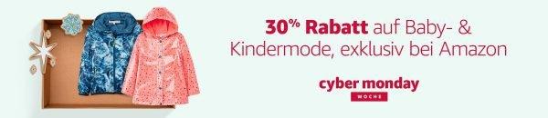 Amazon Kids Fashion 30% Rabatt