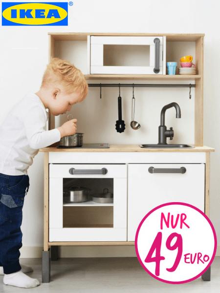 Schnäppchenknaller: IKEA Spielküche DUKTIG nur 49,99€ statt 89 ...