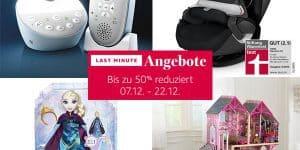 Amazon Last-Minute Schnäppchen – mit Philips Avent, Cybex, Kidkraft, Spiele uvm.