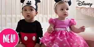 Disneystore: die niedlichsten Kinder- und Babykostüme