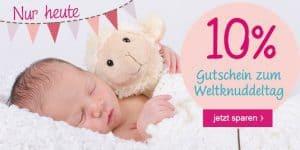 Babymarkt: heute 10% Rabatt auf fast alles