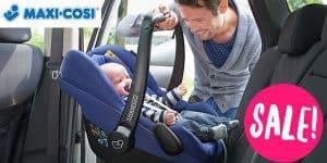 Maxi-Cosi Pebble Babyschalen reduziert im Sale – NUR HEUTE