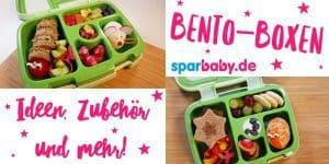 Bento-Boxen: Inspirationen, Zubehör und mehr!