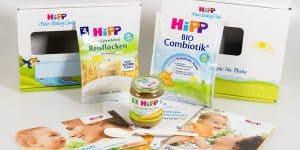 HiPP Mein BabyClub: Vorteilsprogramm und Gratisproben für dein Baby