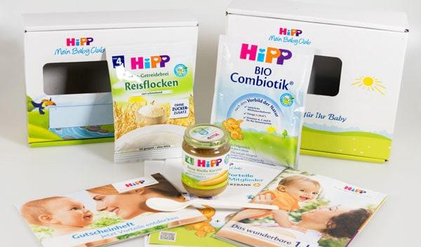 HiPPMein BabyClubVorteile