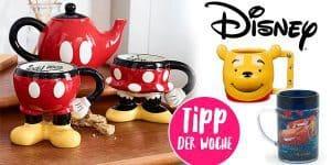 Tipp der Woche: Zauberhafte Tassen und Becher im Disney-Store!