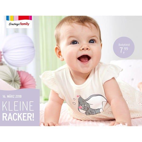 Ernsting's family - süße Babymode für kleine Racker