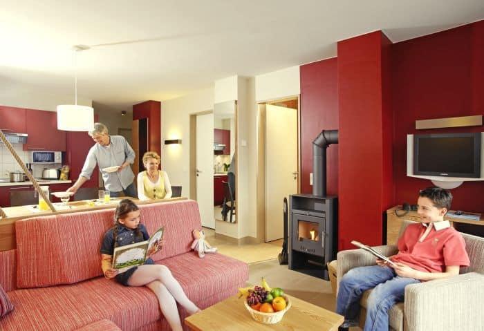 Appartments im Dorfhotel Boltenhagen