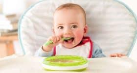 Hochstühle für Babys und Kinder im Test 2018 (Getty Images)