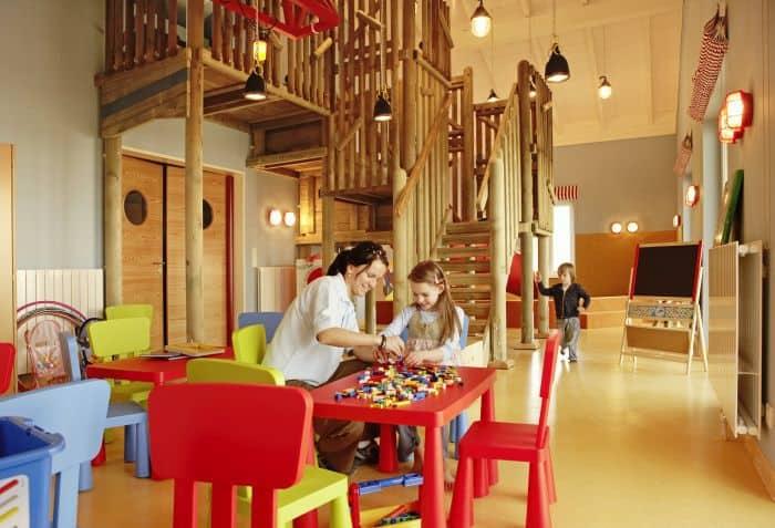 Kinderclub im Dorfhotel Boltenhagen
