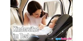 Kindersitze-Test Mai 2018