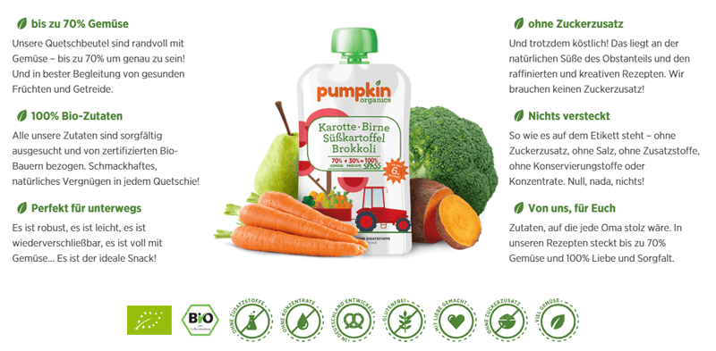 Einfach, lecker und voller Gemüse!