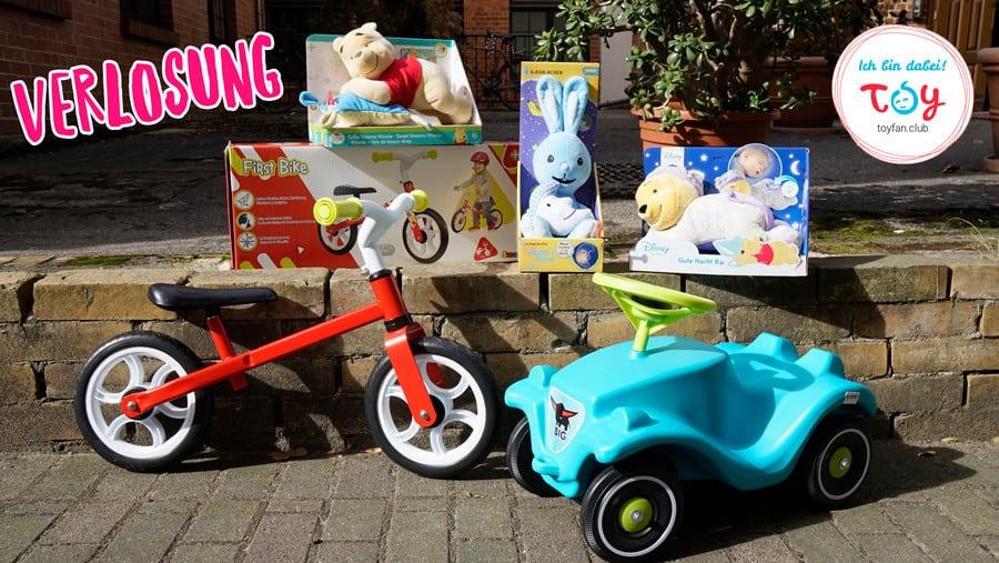 Verlosung Spielzeug Toyfan Club