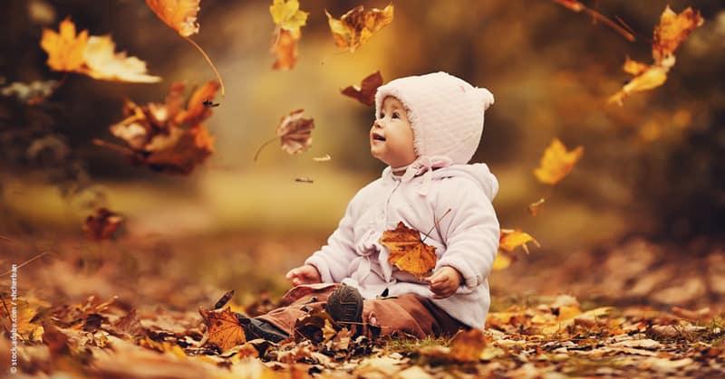 Must-Haves für dein Herbstbaby
