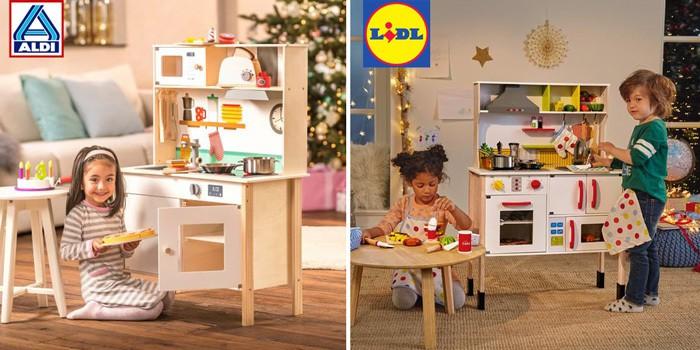 ALDI und LIDL Spielküchen für 49€ - Termine 2018