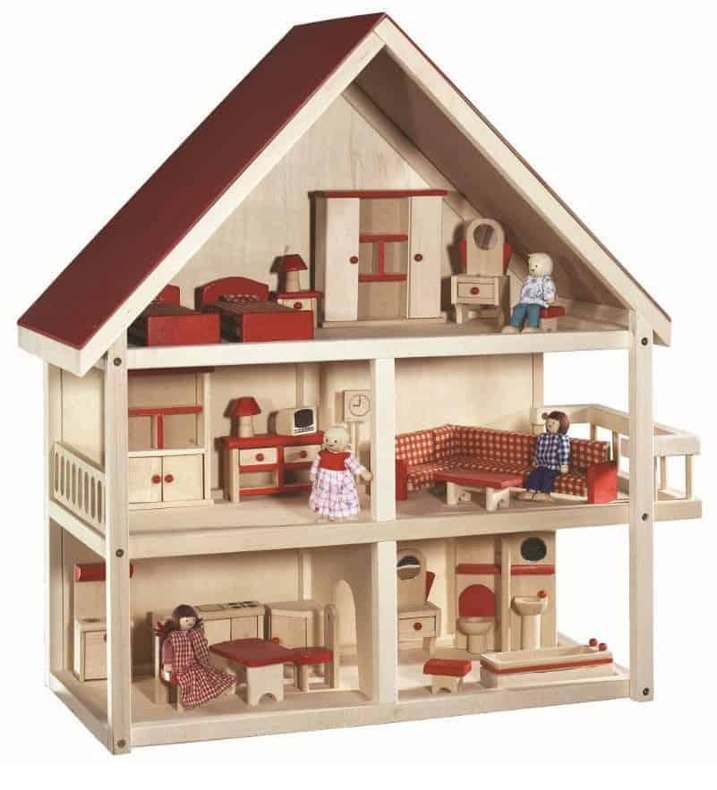 Puppenhaus von roba